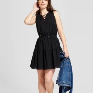 Universal Thread Black Mini Dress